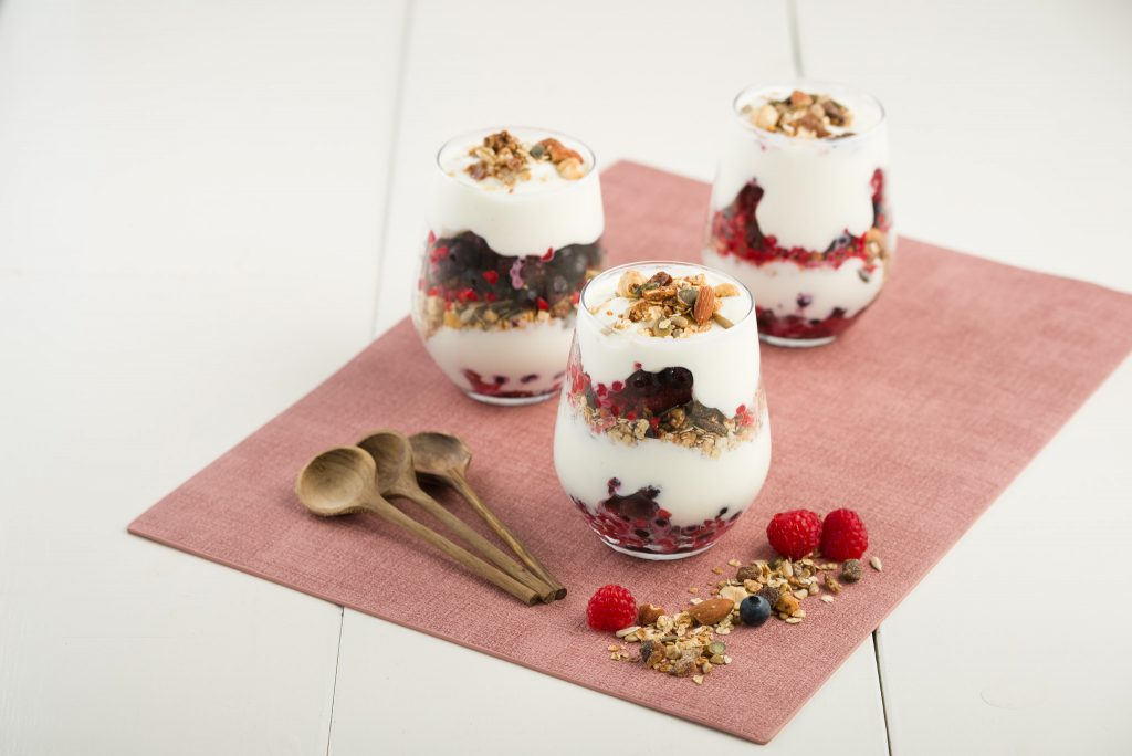 Glenilen Farm Yoghurt Parfait